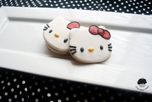 Hello Kitty Party / by That Cute Little Cake