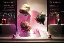 visual merchandisign // Nespresso