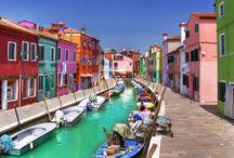 Rome/Florence/Venice/Paris
