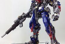 gundam optimus prime