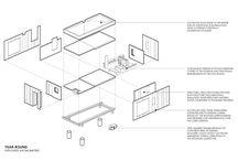 Cabin / Modular Acom