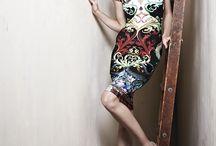 Fashion Model Poses