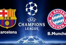 Barcelona vs Bayern Munich - 2nd Leg Semi finals UEFA Champions League