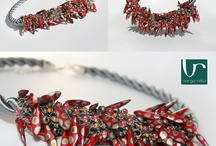 Reka's wire crochet jewelry
