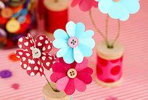 Moerder dagkado bloem