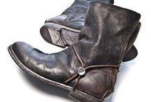 Mens shoe raw