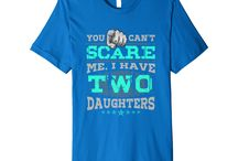 Nice Fanny Father's Day T-shirts