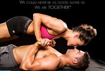 Couple workouts