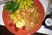 My delicious dishes...