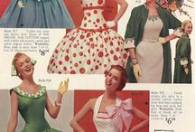 1950s Style / by WeSewRetro