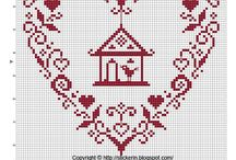 Cross stitch / Cross stitch / by Kirstie Thompson