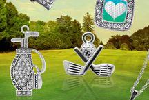 Golf Lovers Jewelry