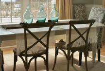 Dining rooms / by Erin Keiran