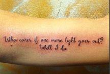 Linkin Park tattoo