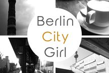 2015 - A/W - Berlin City Girl Micro-Collection / 2015 A/W Berlin City Girl Micro-Collection by Adelheid Bergin