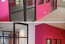 Horeca / Zakelijk interieur / Simply Steel interieur zakelijk - interieur kantoor