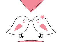 dibujos san Valentín