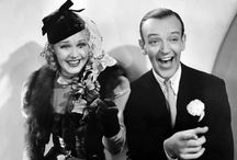 {people} Astaire & Rogers / Because Fred and Ginger were two of the best dancers who ever lived. / by Sereina