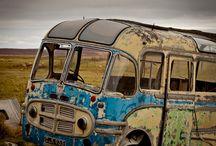 Rusty Bus Velocity