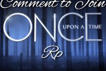 Once Upon A Roleplay / This is a roleplay for the TV show Once Upon A Time. You can be a 2nd generation character or Original Character. 2 characters only. Ask to be siblings. Please keep it PG-13 and don't post Chainmail. Please invite other Oncers! / by Kaylee