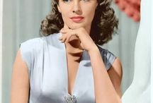Female actresses from the 40s and 50s