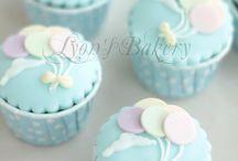 Cupcakes e popcakes