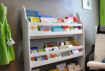 Librero niños