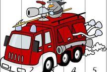 Brandweerfeestje