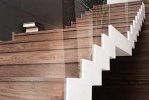 Escaliers / Stairs marche intérieur