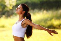 Health and Fitness / trucos y consejos para evitar el estres,ejercicos de yoga y relajacion contra el estres,combatir el estres con el yoga