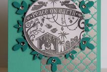 Stampin' Up Peace on Earth