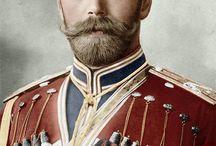Russische Tsarische Familie