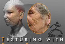 Zbrush_Texturing