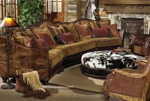 Western Cowboy Furniture / Our Western Cowboy Furniture Is The Best Of The American Wild West