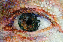 bottle caps / by Joan Smith Anable