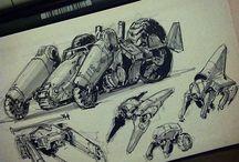 Mechs/Robots