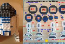 3D Star Wars Hama Beads