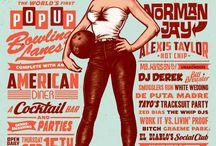 Pin up poster