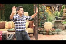 DIY Home & Garden Video Tutorials / Seminar and tutorial videos on a variety of subjects from gardening to home decor.