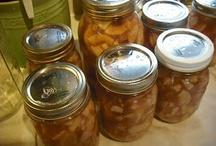 Freezing/canning goods