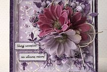 открытки с объемными цветами