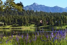 Pagosa Springs Colorado / Resort Community in the Colorado Rocky Mountains
