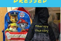Self Help Skills Toddler and Baby / This board contains pins about dressing, eating, sleeping, and other daily activities that you would like your child to do independently.