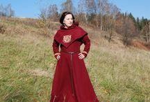 Medeltidsklädsel/historical dress