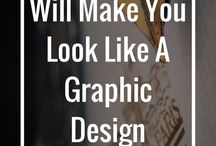 Graphic design tips for burnouts