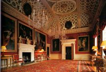 BRITISH CASTLES, HOMES AND INTERIORS / by rosa garcia