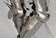 Armor leg guard by NauticalMart