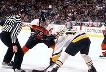 NHL Brother Battles