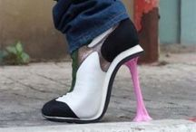 """Wacky Wearables / Clothes, shoes, jewellery and accessories all with one thing in common - they are a bit """"out there"""""""