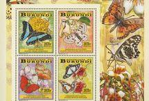 New stamps issue released by STAMPERIJA | No. 388 / BURUNDI 19 05 2014 - BUR14101a-BUR14105c